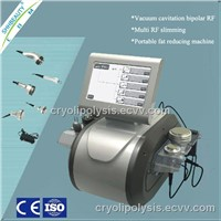 portable RF vacuum cavitation beauty machine for weight lose
