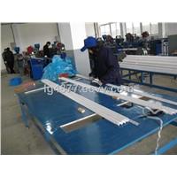 pvc corner bead production line/pvc corner bead making machine