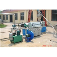 pvc granulator/pvc granulating machine