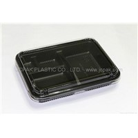 Disposable plastic Bento Box