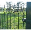 PVC-coated 3D Welded Wire Mesh Fence Panel 3D Wire Fence Panel
