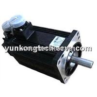 123mm servo AC motor