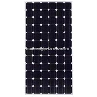 170W-195W Mono-crystalline Solar Panel made of 5 inch solar cell