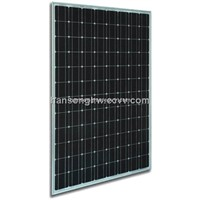 210W-230W Mono-crystalline Solar Panel made of 6 inch solar cell