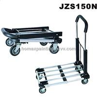 Aluminium folding hand truck  JZS150N