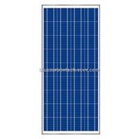BCT excellent quality poly 120 watt solar panel