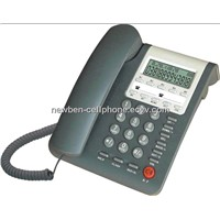 Caller ID corded Telephone, Landline Phone, Analog Phone. OEM factory