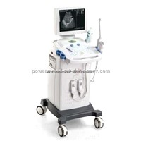 Digital Ultrasound Scanner with Trolley WHY40/Mobile ultrasound scanner