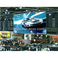 Full Color Stage P10 LED Display SMD 3528 , 1400 Nits LED Display Screen