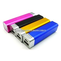 Hot Gifts USB Mobile Power Bank with LED Flashing Light UPC-YD118