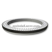 Hot sales slewing bearing HSW.35.1250 and QWA1076.22 , mobile tower cranes slewing gear ring