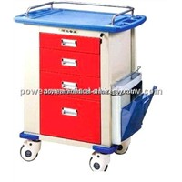PF-3B Medical Furnitur Multi-Fuction Trolly