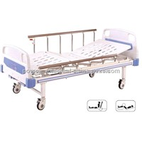 Movable Full-Fowler Bed with ABS Headboards PB-14