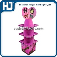 Perfect choice for supermarket toffee paper display stand