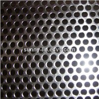 Stainless steel 304 316 316L Galvanized Low carbon steel Perforated Metal Sheets