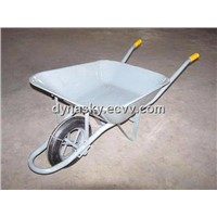 Strong Steel Construction Wheelbarrow-WB6400R