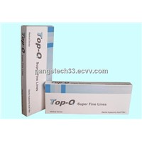 TOP-Q Hyaluronic Acid Dermal Filler -100% Pure Cross Linked HA Filler(Fine Line)