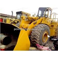 Used caterpillar 966F wheel loader/used wheel loader/used caterpillar loader