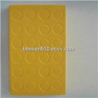 Yellow EVA Foam (EVA-A-0004)