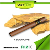2 piece electronic cigarette