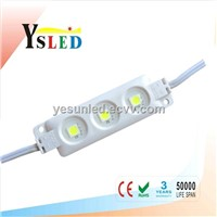 12V DC Waterproof Injection LED Module Light