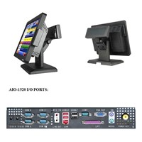 "15""All in One POS Hardware for Hotels, Restaurants, Fast Food Shops"