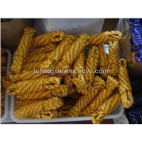 16 strands braided household utility  polyester rope
