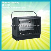 2012 Fashionable 2000W Cyclorama Light (BS-1403)