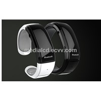 2014 Hot Smart Fashion led Bluetooth Bracelet with Vibrating
