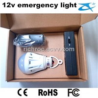 2014 Hot new product 12v emergency light