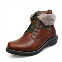 2014 Top Brand mens genuine leather fashion casual shoe