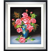 2014 YIWU SUPPLIER DIY CRYSTAL DIAMOND PAINTING CANVAS PAINTING BASES