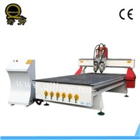 2014 hot three-dimensional surface engraving machine automatic tool changer router with low price