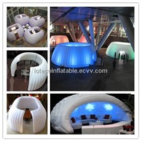 2014 new inflatable tent for trading show/advertising