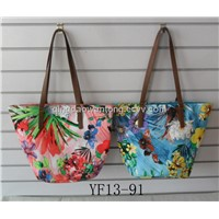 2014 new style cute girls cotton bags