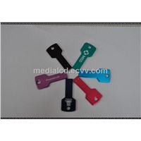 2014  promotional gift usb  colorful key usb flash drive . key usb flash memory