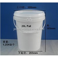 20 Plastic Bucket , Chemical Bucket,Manufacturer,Any Color