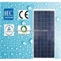 260W - 305W Poly-crystalline Solar Panel made of 6 inch solar cell