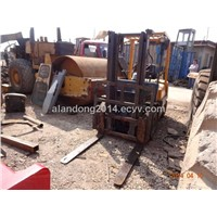 2.5 Tons TCM FD25Z5T Used Forklift for Construction Use