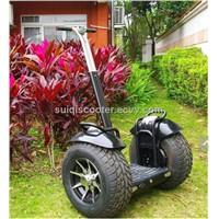2-wheel self-balance big tire , terrain tire segway, chairot scooter SQ-Q3