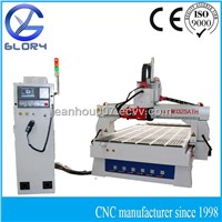 3D Vacuum System ATC CNC Router Woodworking Machining Center