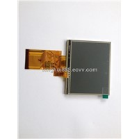 3.5inch TFT LCD screen for digital camera