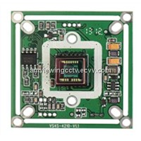 420TVL 1/3 inch Sony CCD Video Camera module,420TVL cctv pcb board