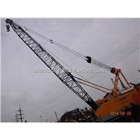 50 Tons Used Crawler Crane Hitachi NK150 Model