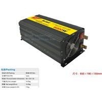 6000W DC to AC Car Power Inverter Converter Adapter Adaptor Transformer Charger