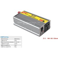 600W DC to AC Car Power Inverter Converter Adapter Adaptor Transformer Charger