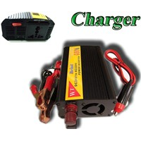 600W Power Inverter with Charger AC Adapter Car Inverters Power Supply Watt Inverter Car Charger