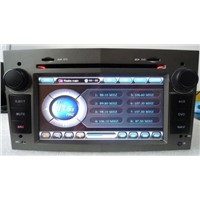 "6.5"" opel car dvd player with high resolution, bluetooth, GPS, steering wheel control, ipod, RDS"