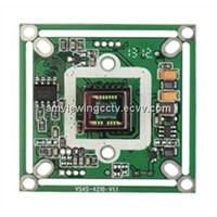 750TVL HD camera pcb board,1/3'' CCD 32/38mm