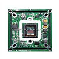 750tvl CCTV pcb,1/3'' CCD camera board 32/38mm S3100+353